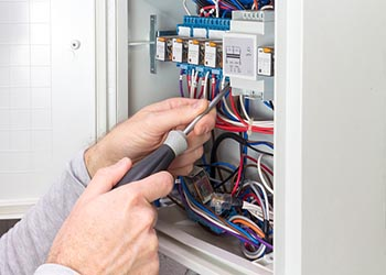 Electrical Panel Servicing